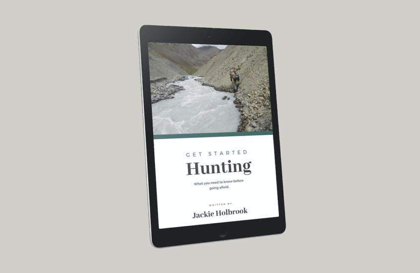 jackie_holbrook_get_started_hunting_eBook