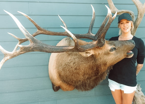 Talkin Taxidermy with Jenna McRae