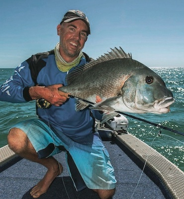 How to Fish From a Boat Online Masterclass with Justin Duggan