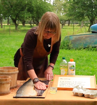 Lotta Rahme Fish Leather Tanning Online Masterclass, Course