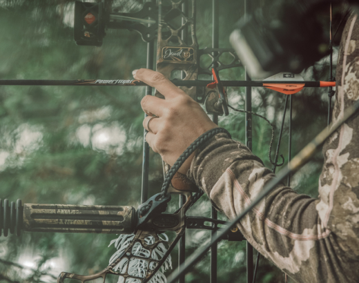 setting_up_a_compound_bow