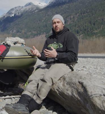 Mini-Course: Pontoon and Raft Fishing with Yos Gladstone