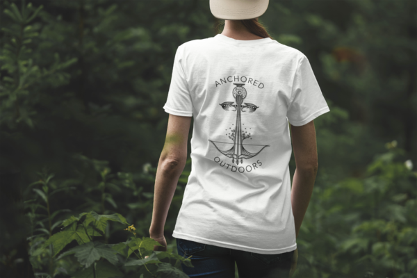 Anchored Outdoors Womens Shirt Forest