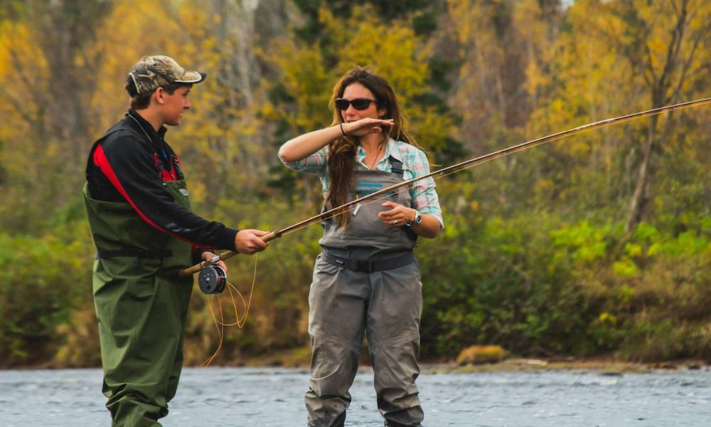 Choosing Your First Fly Rod And Reel