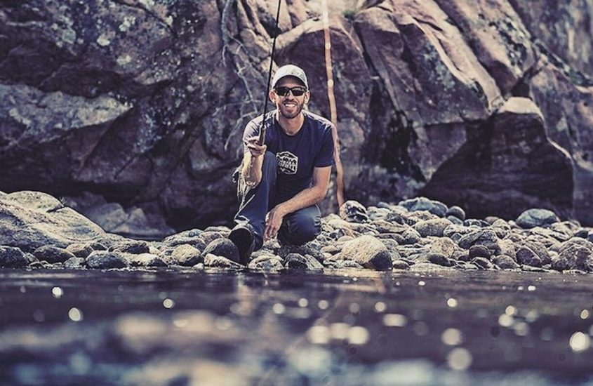 Daniel Galhardo On Tenkara Fishing