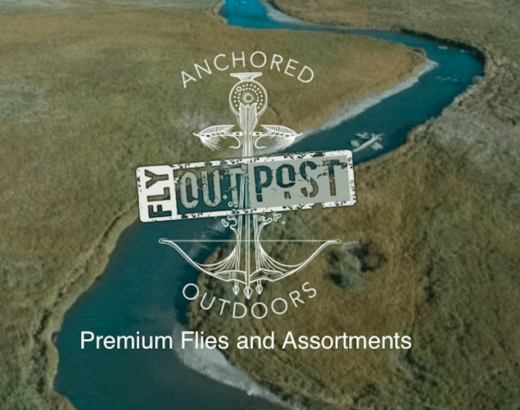 Anchored Outdoors Fly Outpost