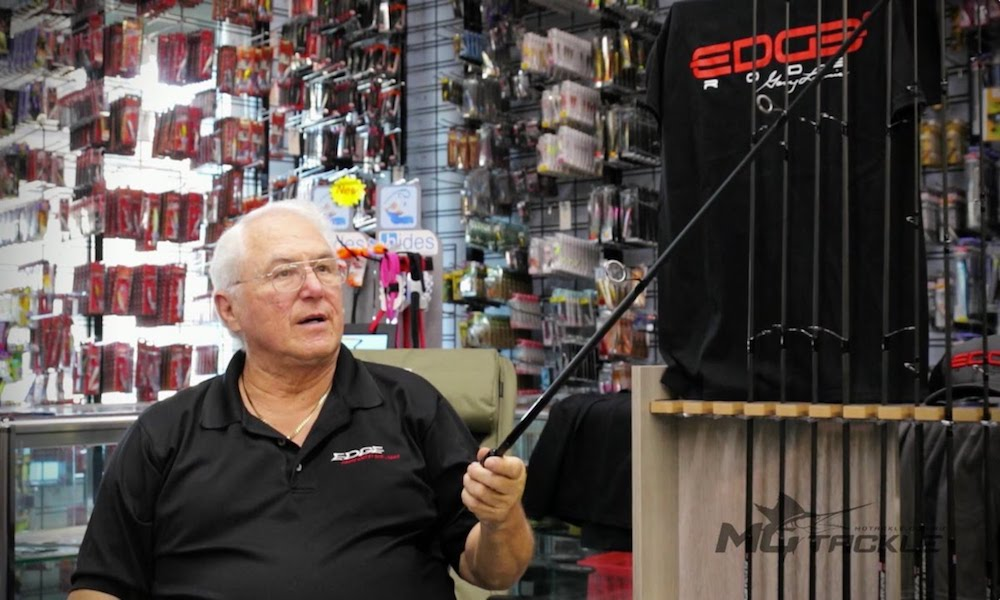 Gary Loomis On Edge Fly Rods