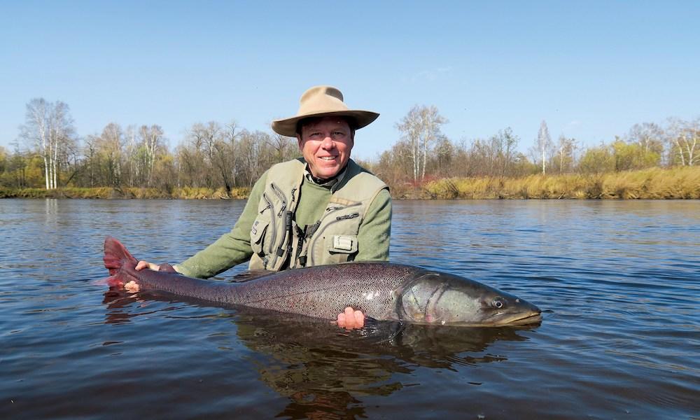 Guido Rahr On The Wild Salmon Centre