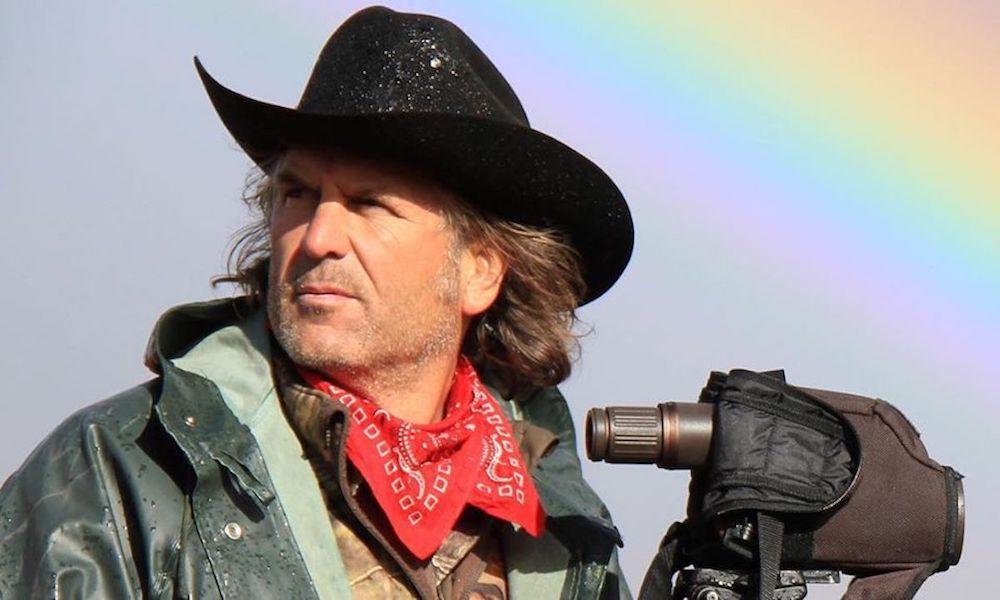 Jim Shockey On The Hunter