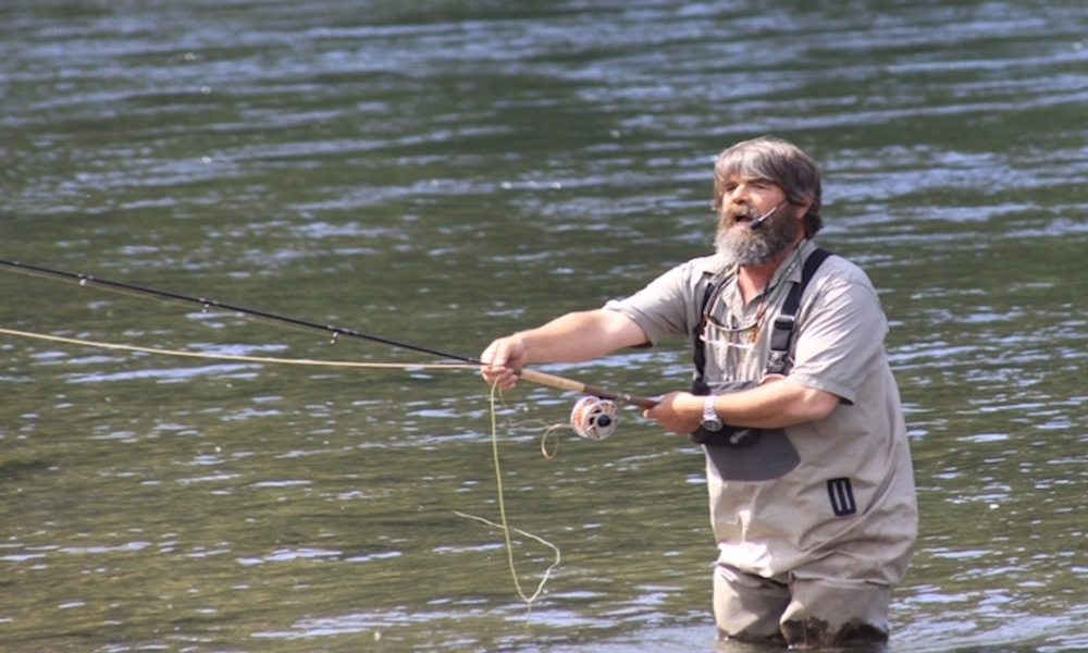 John Hazel On Guiding, Steelhead And Fly Fishing For Trout