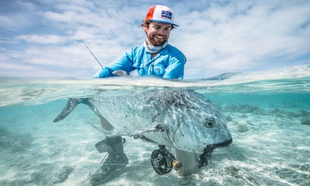 Josh Hutchins on Social Media and Fishing Australia