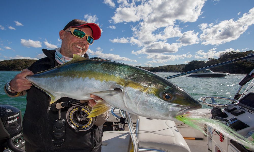 Justin Duggan On Fly Fishing In Sydney