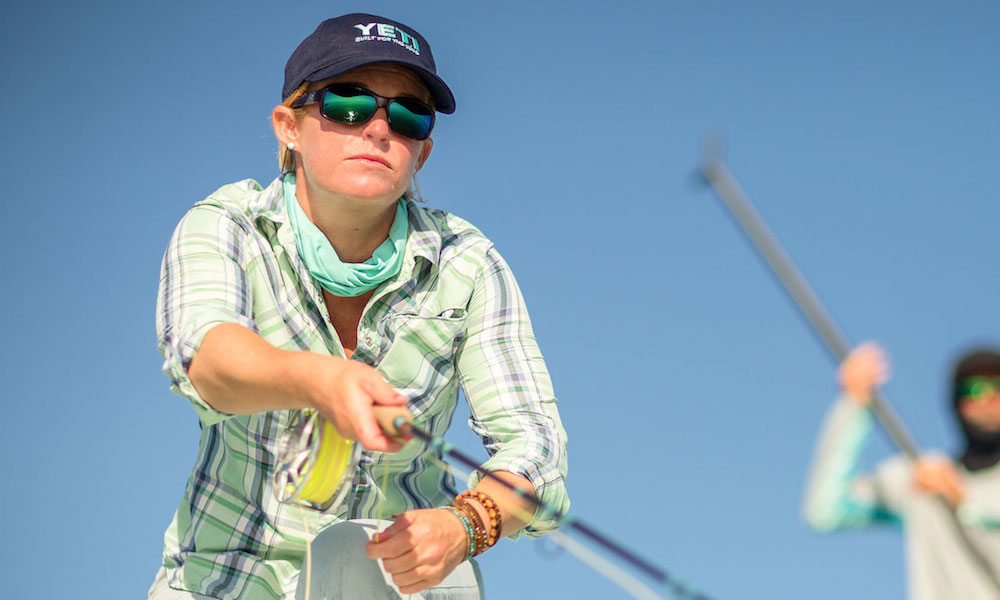 Lacey Kelly On The Florida Outdoor Experience