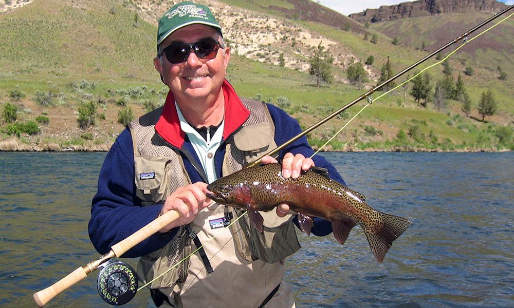 Mark Bachmann On The Fly Fishing Shop
