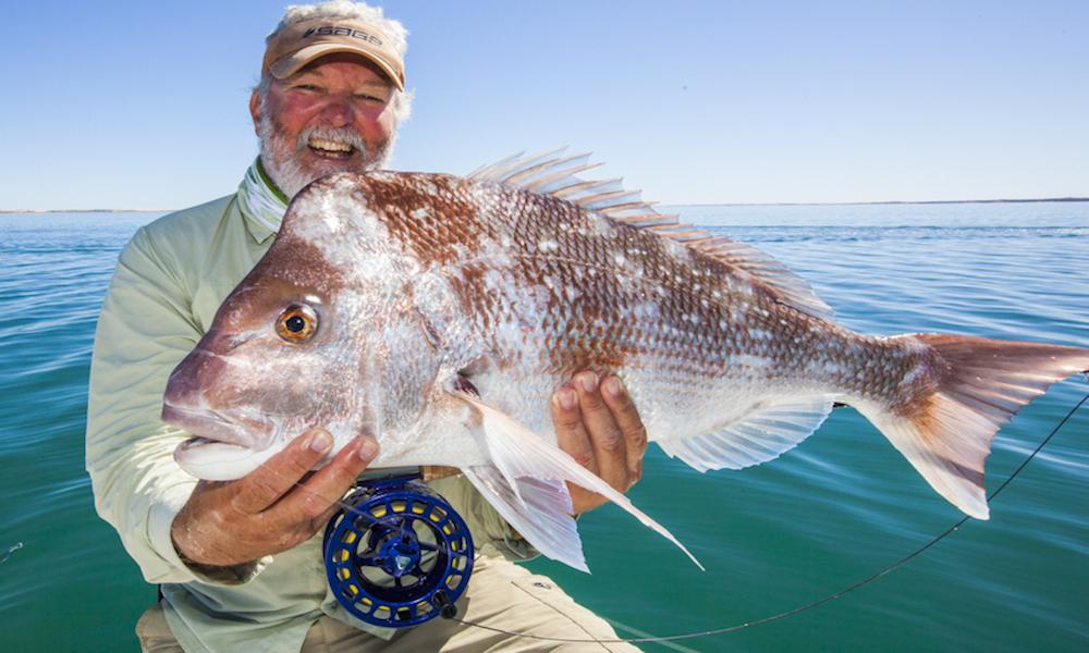 Peter Morse On Fishing In Australia