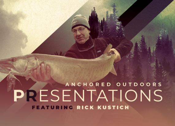 Rick Kustich Musky