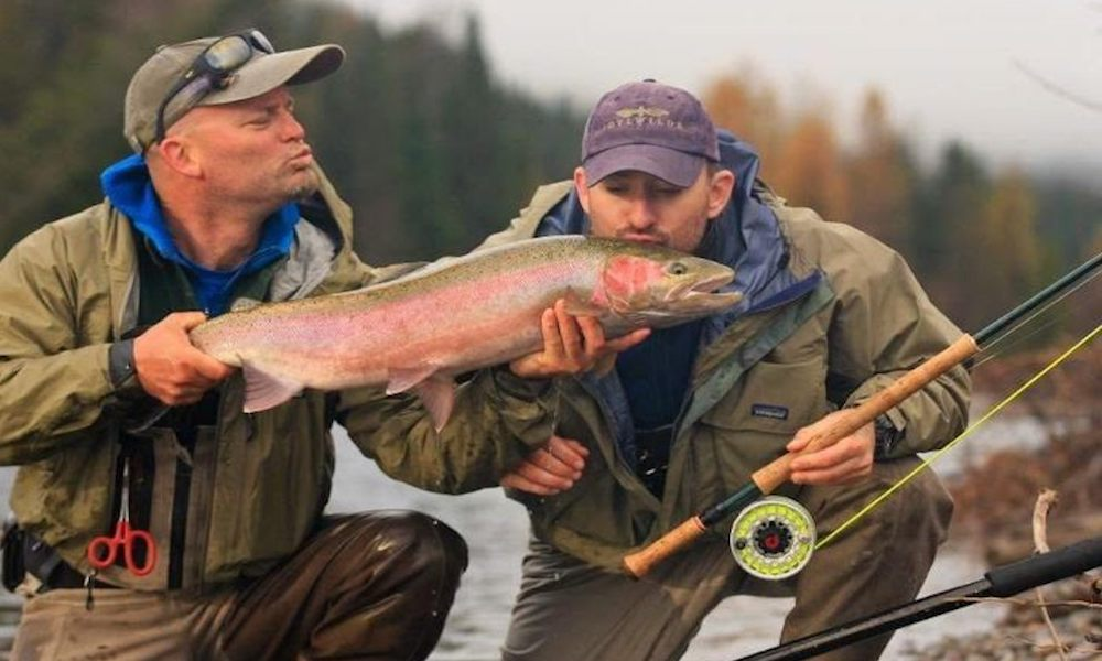 Scott Baker McGarva On BC Steelhead Techniques