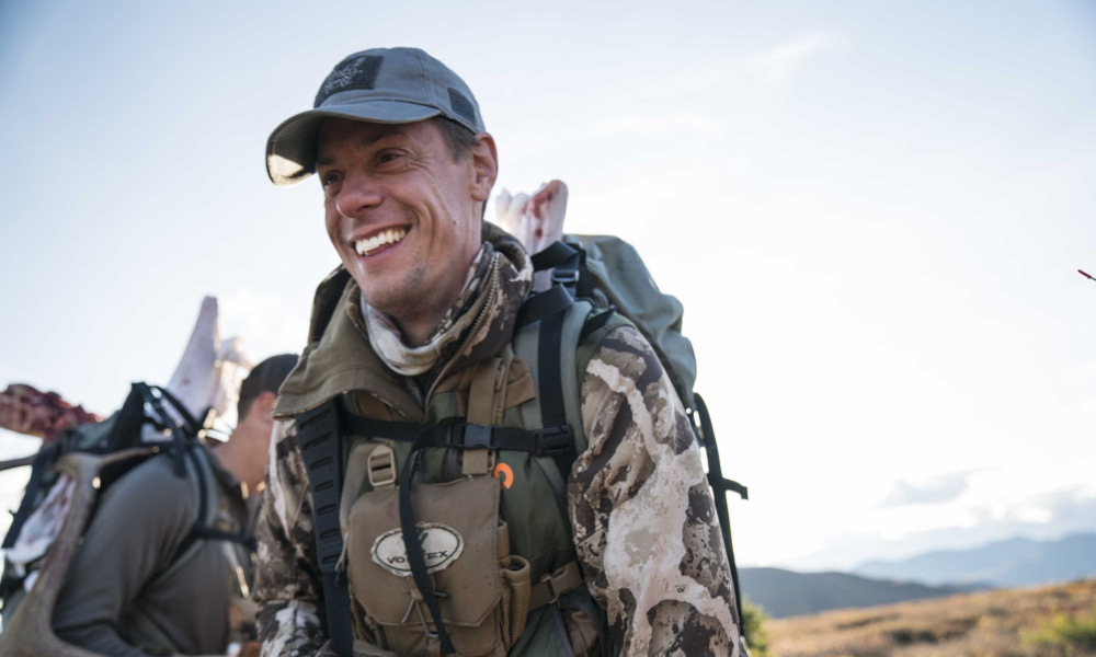 Steven Rinella On MeatEater