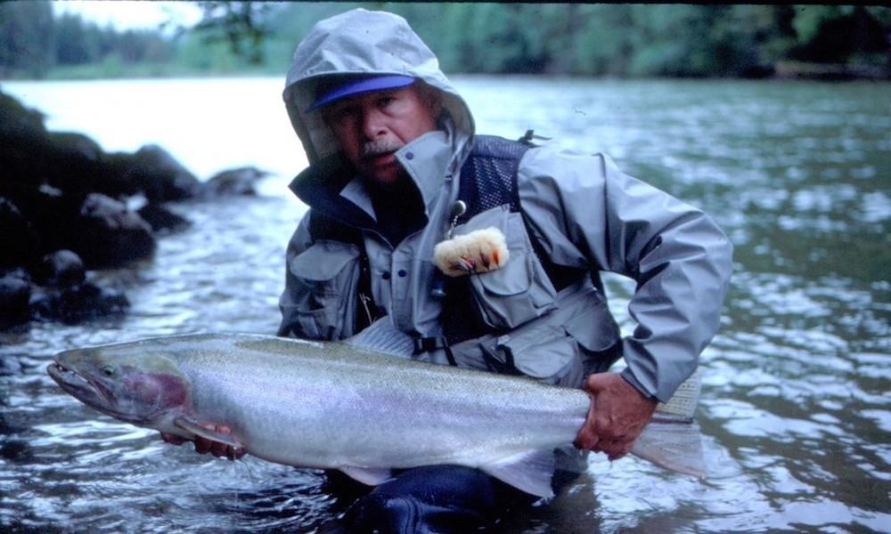 Trey Combs On His Life, Billfish And Steelhead
