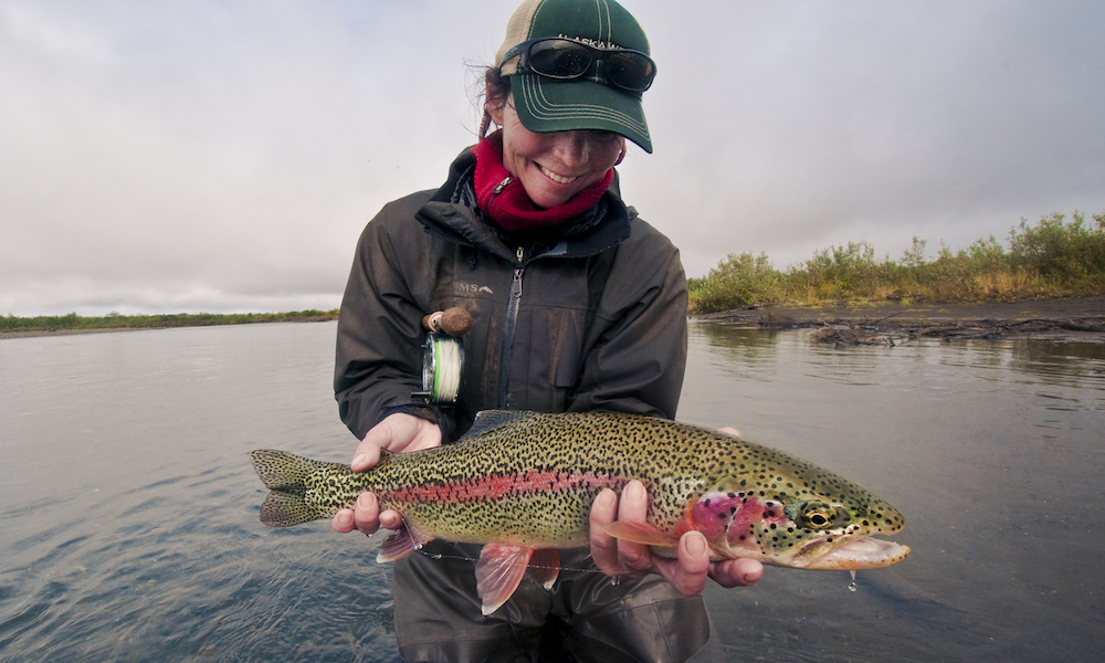 Whitney Gould On Spey Casting And Trout Fishing