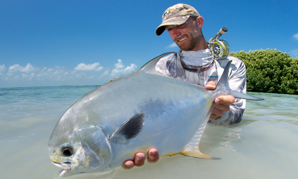 Wil Flack On Fishing For Permit
